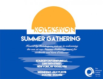 Join us at our Summer Gathering!