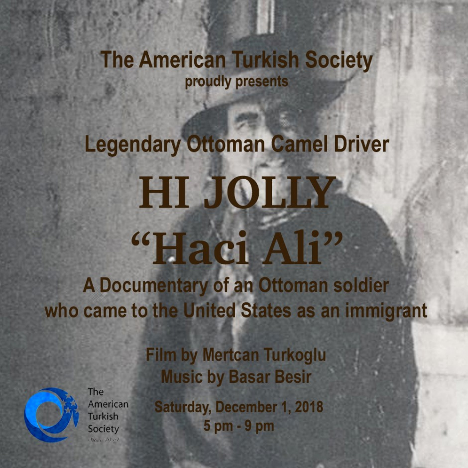 "A private screening of ""Hi Jolly (Haci Ali)"" in Los Angeles"