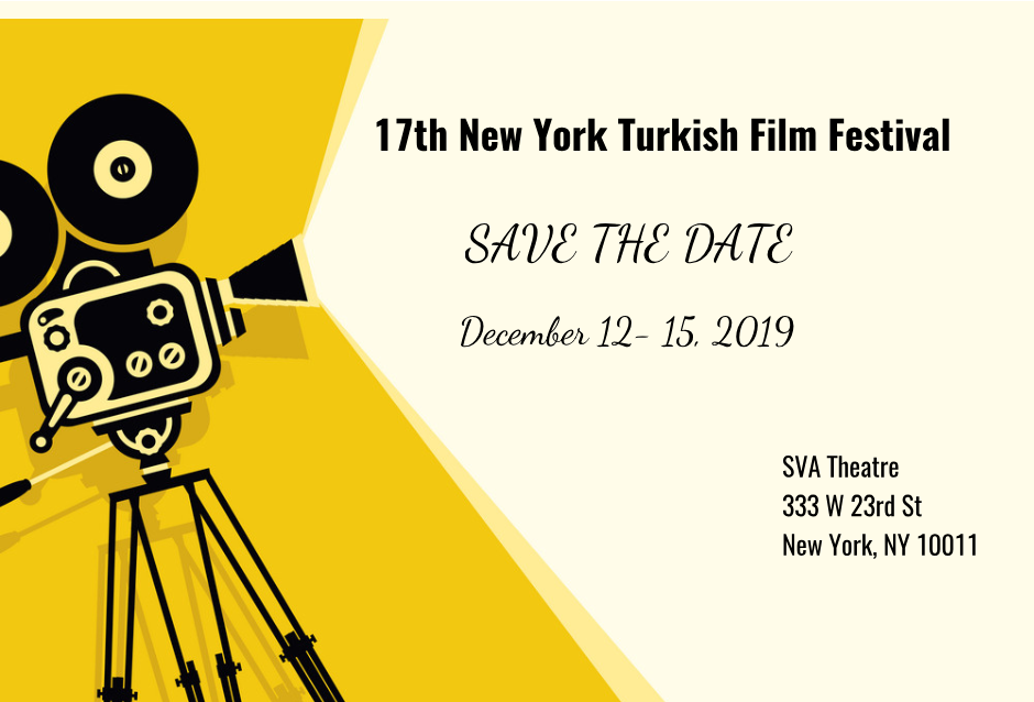 Save The Date For The 17th New York Turkish Film Festival!