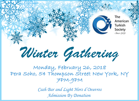 Join us for drinks and warm conversations!